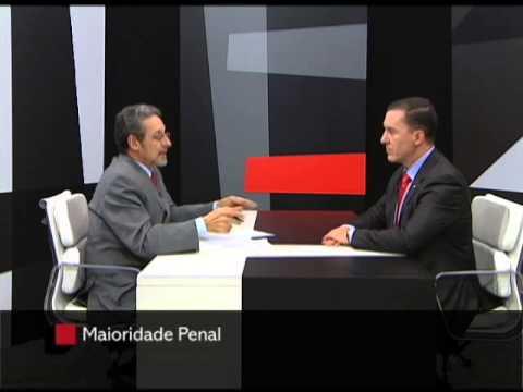Deputado Vinicius Carvalho fala sobre maioridade penal no programa Palavra Aberta
