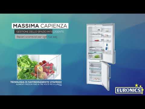Bosch | Frigo-congelatore da libero posizionamento A+++ | Serie 6 KGN39AI45