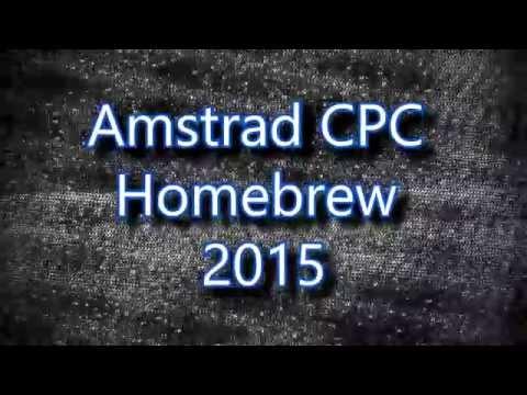 Amstrad CPC Homebrew Games 2015: RUNCPC and Znax