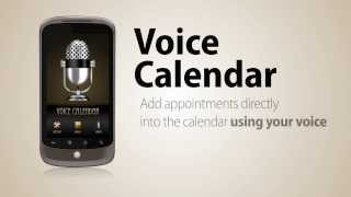 Voice Calendar YouTube video