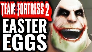 Team Fortress 2 Hidden Easter Eggs & Movie References