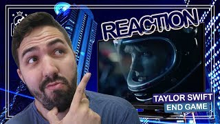REACTION || Taylor Swift - End Game feat. Ed Sheeran & Future