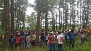 Tata rasyid meninggal sang juru kunci gunung bawakaraeng