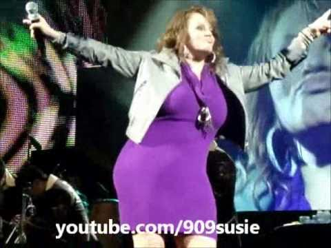 Jenni Rivera en Rabobank Arena-La Mentada Contestada