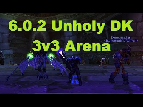 wow - Sup guys! :D With the onset of Patch 6.0.2 there are TONS of things to test out and learn about and I'm super excited to share the experience with you guys :D For a long time Unholy has been...