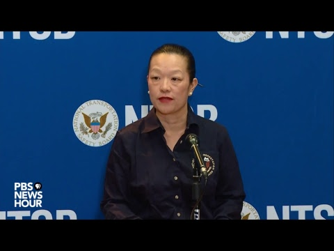 WATCH: NTSB officials hold news conference on deadly Amtrak train derailment