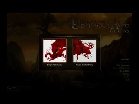 Dragon Age: Origins Part 1