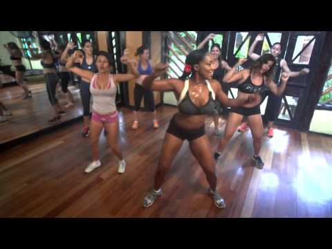 """Tiffany Rothe's New Years 2016 """"30 Minute""""  Sweat Workout! 