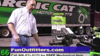 1. 2011 Arctic Cat Z1 Sno Pro