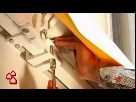 BAUHAUS TV - Montage einer Markise