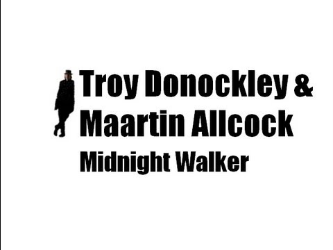 DONOCKLEY - This clip is from the DVD 'John Wright Long Hellos...Short Goodbye's'. It features Troy Donockley and Maartin Allcock playing 'Midnight Walker' with footage ...