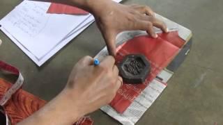 Princess cut Blouse Measurement/Drafting/Pattern/Layout/Cutting/Stitching part 5 of 10 hindi
