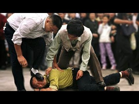 "Targeting Xinjiang ""Terrorists"" Is Not New. Remember Falun Gong?   China Uncensored"