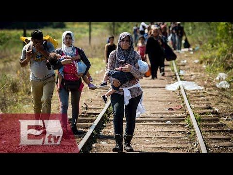 Flujo migratorio, una gran problemática mundial/ José Buendía