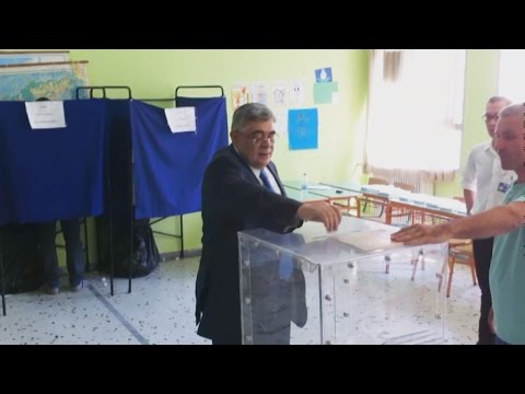 Δήλωση του Νικ. Μιχαλολιάκου μετά την άσκηση του εκλογικού του δικαιώματος