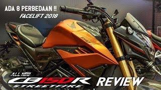 Video Full Review HONDA new CB150R facelift 2018 | Buritan ada COAKAN MP3, 3GP, MP4, WEBM, AVI, FLV Oktober 2018