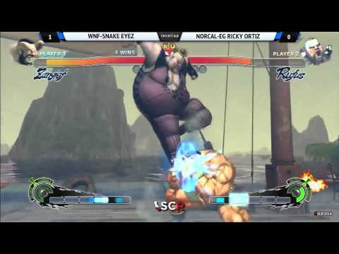 SOCAL - Sharing a recording (stream recording,2nd and better half), credit to Levelup for a great stream. Socal Regionals Super Street Fighter IV Arcade Edition. Gre...
