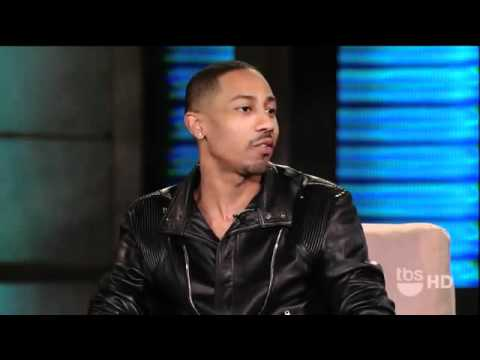 Brandon T. Jackson Talks About Doing The College Standup Circuit on Lopez Tonight  3-1-11