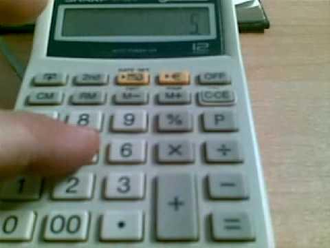 """""""un messaggio calcolatore"""""""