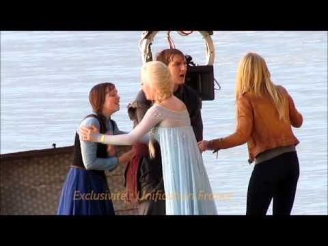 Once Upon A Time - Season 4 - Set Video - 8th October 2014 [Possible Spoilers]