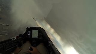 One of 65 gliders racing under amazing storm shelves during day 6 of the 2016 15 Meter, Standard, and Open Class Glider Nationals held in Nephi, Utah.  I really enjoyed this flight.  There are some great 10 knot thermal climbs on video and a fast and bumpy final glide at the end.  I really hope you enjoy!Here is the gps trace of the flight: http://www.onlinecontest.org/olc-2.0/gliding/flightinfo.html?dsId=5164502Thanks so much Andy Blackburn for the amazing drone footage shown during the start of each of these race day videos.The glider is an ASW27 and the pilot is Bruno Vassel IV. Camera is a GoPro.  Thanks for watching! Bruno - B4