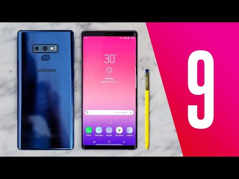 Video Samsung Galaxy Note 9 hands-on download in MP3, 3GP, MP4, WEBM, AVI, FLV January 2017