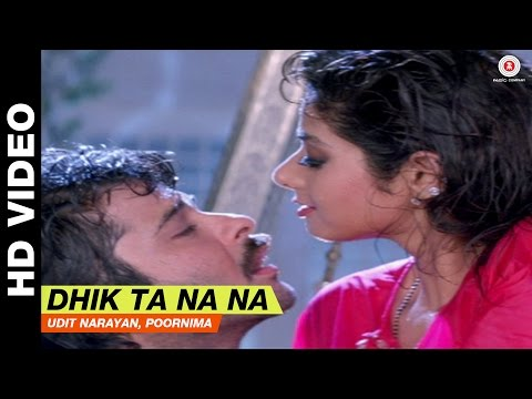 Video Dhik Ta Na Na - Laadla | Udit Narayan, Poornima | Anil Kapoor & Sridevi download in MP3, 3GP, MP4, WEBM, AVI, FLV January 2017