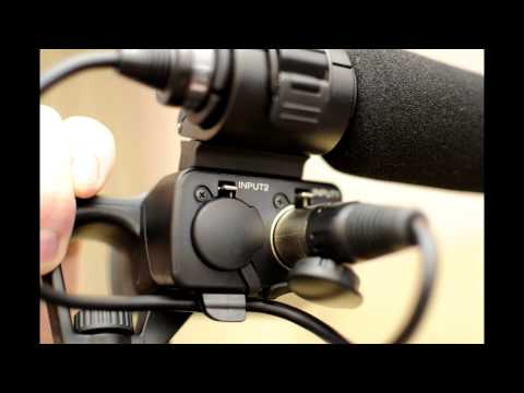 Sony HXR-NX30P unboxing   -  Western Siberia - Altai Territory
