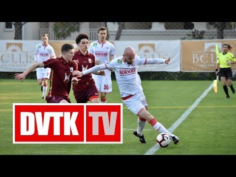 2019. január 13. | FK Rubin Kazan - DVTK 2-0