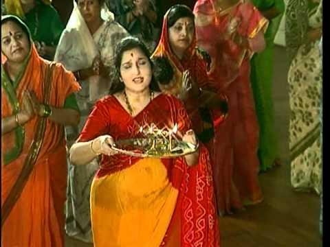 Video Jay Ambe Gauri Aarti [Full Song] Ambe Ma Na Darshan download in MP3, 3GP, MP4, WEBM, AVI, FLV January 2017
