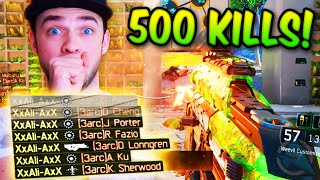 CRAZY BLACK OPS 3 CHALLENGE! by Ali-A