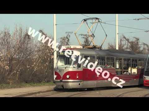 ČR - doprava - tramvaj - Praha - 2