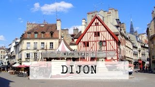Dijon France  City new picture : Wine Trip Part I - Dijon, France