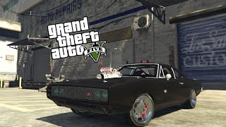 Nonton GTA 5 Mods : Dodge Charger 1970 Fast & Furious 7 (Додж Вина Дизеля) Film Subtitle Indonesia Streaming Movie Download