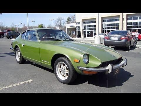 datsun 240z del 1973