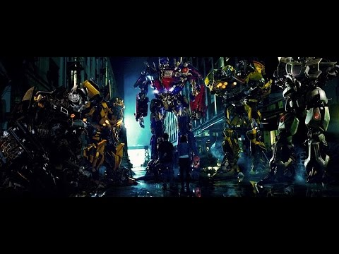 Transformers (2007) - Autobots Arrival To Earth Scene Full HD (Bluray)
