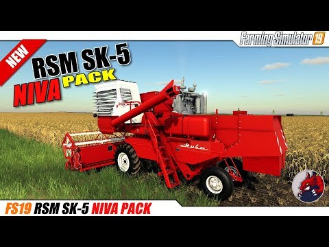 RSM SK-5 Niva Pack v0.1.0.1