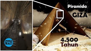 Video BELUM PERNAH DIBUKA SELAMA 4.500 TAHUN ! Inilah Rahasia Besar Yang Tersembunyi didalam Piramida Giza MP3, 3GP, MP4, WEBM, AVI, FLV Juni 2019