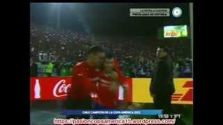 Chile 0 Argentina 0  (4-1) (Relato Sebastian Vignolo)  Copa America 2015 Los penales, copa america 2015, lich thi dau copa america 2015, xem copa america 2015, lịch thi đấu copa america 2015, copa america 2015 chile