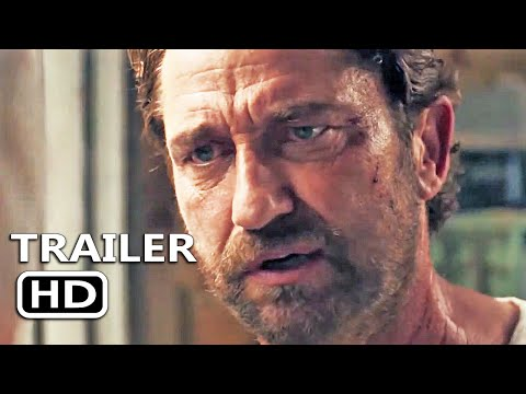 GREENLAND Official Trailer (2020) Gerald Butler Movie