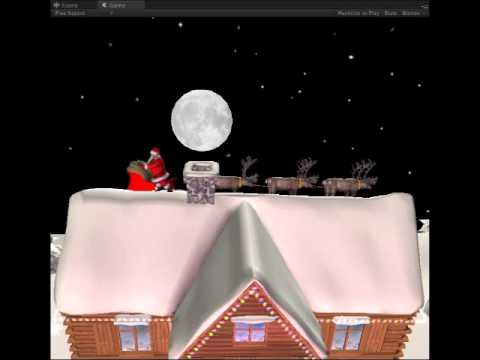Video of Santa Spy