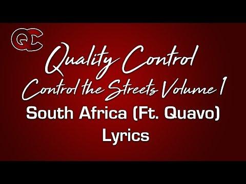 South Africa Ft Quavo Lyrics