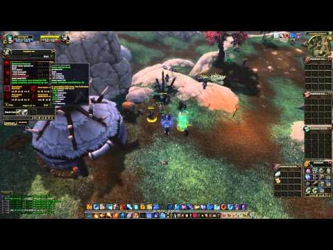 World of Warcraft: Fire Mage Leveling in panda.uwow.biz – Part 3