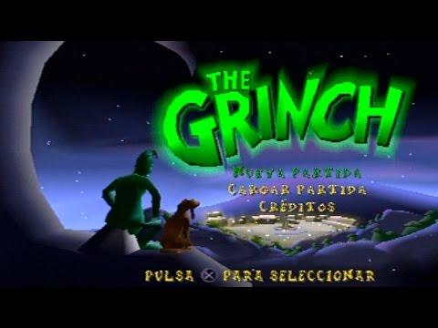 EL GRINCH (ps1) español intro y gameplay whoville