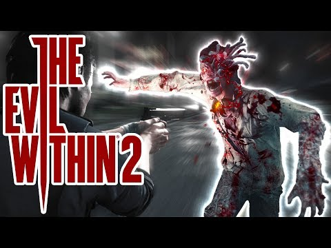 I NEED A BETTER SHOOTY | The Evil Within 2 - Part 4 (видео)