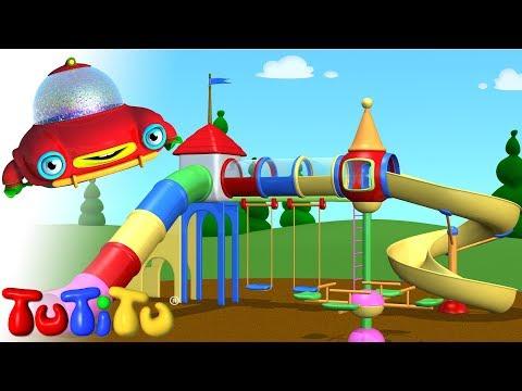Video TuTiTu Toys | Playground download in MP3, 3GP, MP4, WEBM, AVI, FLV January 2017