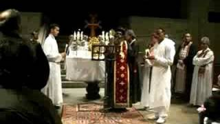 Orthodox Concelebration In Zurich 2008 - Reading Of The Gospel - Ethiopian Orthodox Tewahedo