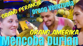Video AMERICAN DURIAN CHALLENGE IN INDONESIA!! - ft. volpe where are you MP3, 3GP, MP4, WEBM, AVI, FLV Juni 2019