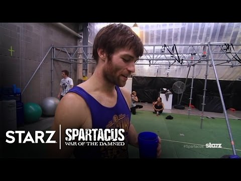 Spartacus Season 3 (Behind the Scene 'Gladiator Boot Camp')