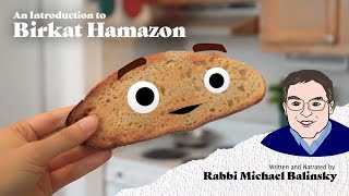 What is the Birkat Hamazon?